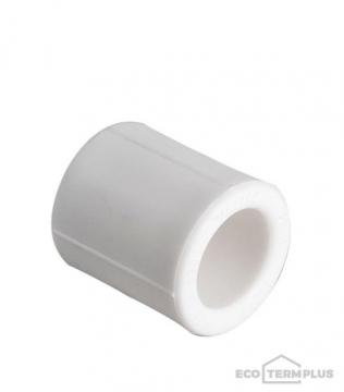 Муфта полипропиленовая 25 мм