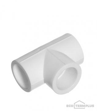 Тройник полипропиленовый 25 мм