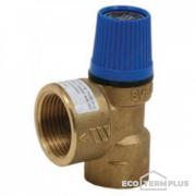 """Предохранительный клапан для систем водоснабжения Watts 1/2"""" 10 бар."""