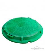 Люк полимерно-композитный 750х70 мм 1,5 т