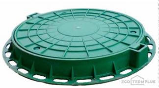 Люк полимерно-композитный 760х110 мм 5 т