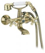 Смеситель для ванны с душем Cezares RETRO-VD2-02