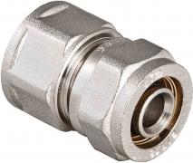 Муфта VALTEC с внутренней резьбой прямой обжим  20х1/2