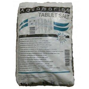 Соль поваренная пищевая (таблетированная) Aquamarine Eurosalt 25 кг