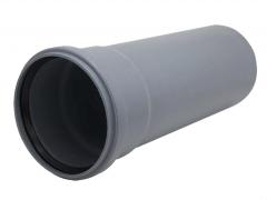 Труба канализационная внутренняя 110х500 мм