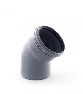 Отвод внутренний 110 мм, 67° однораструбный
