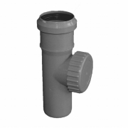 Ревизия для внутренних канализационных труб