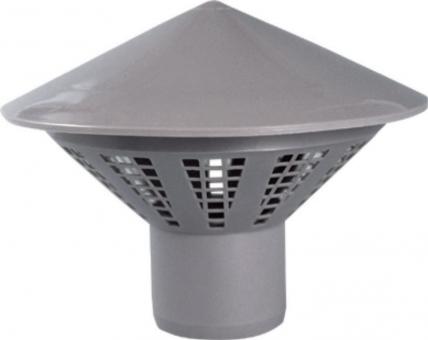 Зонт вытяжной для канализационной трубы 50 мм