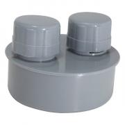 Клапан для внутренних канализационных труб