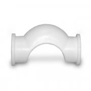 Обвод полипропиленовый короткий 32 мм