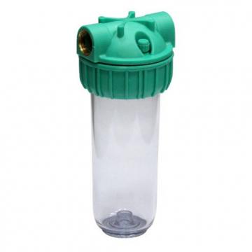 """Корпус фильтра (колба) для холодной воды Kristal Filter ECO Slim 10"""" Т3/4"""""""