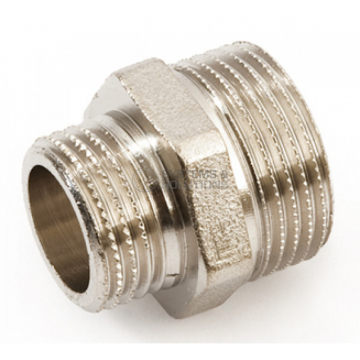 "Ниппель General Fittings бочонок 1.1/4"" нар(ш) х 3/4"" нар(ш)"