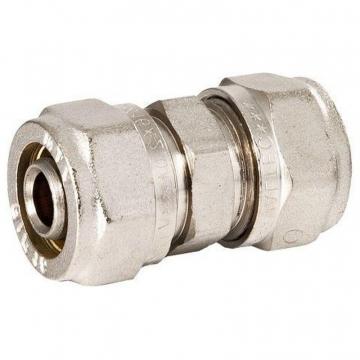 Соединитель VALTEC прямой 20 мм х 20 мм