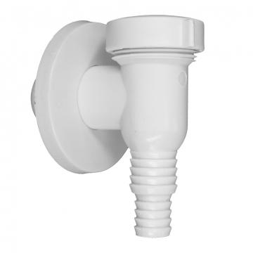 Обратный клапан TERMA 10090 для стиральной машины белый