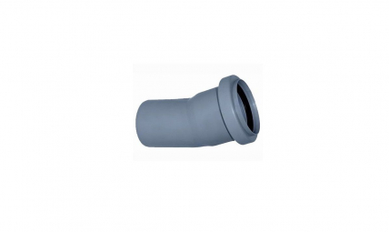 Отвод внутренний однораструбный Ostendorf 40 мм, 15°
