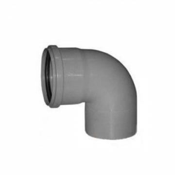 Отвод внутренний однораструбный Ostendorf 40 мм, 90°
