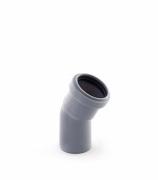 Отвод внутренний 50 мм, 15° однораструбный