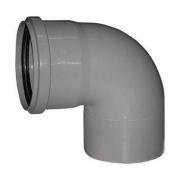 Отвод внутренний 110 мм, 87° однораструбный