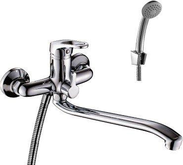 Смеситель для ванны универсальный ROSSINKA B35-34