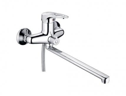 Смеситель для ванны универсальный LEDEME H01 L2201