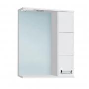 Шкаф зеркальный Vako Флора 600T с подстветкой