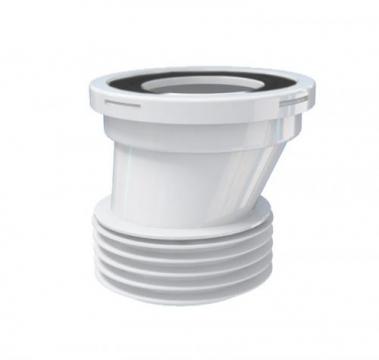 Гофра для унитаза АНИ W0220 20 мм для чугунных труб