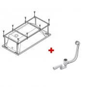 Монтажный набор для ванны Roca Uno 170x75