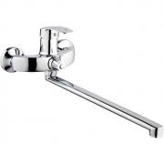 Смеситель для ванны универсальный PMC с длинным изливом SL85-006E