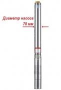 Насос скважинный 3JNR-65/3 каб. 15м BELAMOS