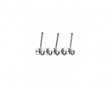Крючки LEDEME на планке 5-е L201-5