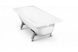 Ванна стальная  эмалированная Donna Vanna 1600x700x400