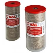 Нить сантехническая льняная Valtec 55 мм
