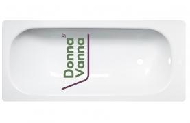 Ванна стальная  эмалированная Donna Vanna 1050x650x365