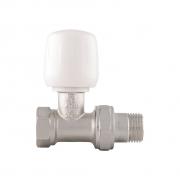 """Вентиль ручной прямой для радиаторов ITAP с разъемным соединением 1/2"""" ВН"""