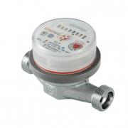 Счетчик воды универсальный VALTEC (VLF-15U-L) 1/2' без сгонов