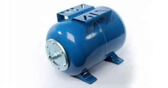 Гидроаккумулятор горизонтальный AQUATIM 50 литров
